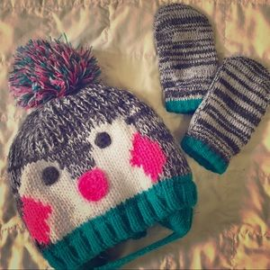 Other - Infant Hat and Mittens Set